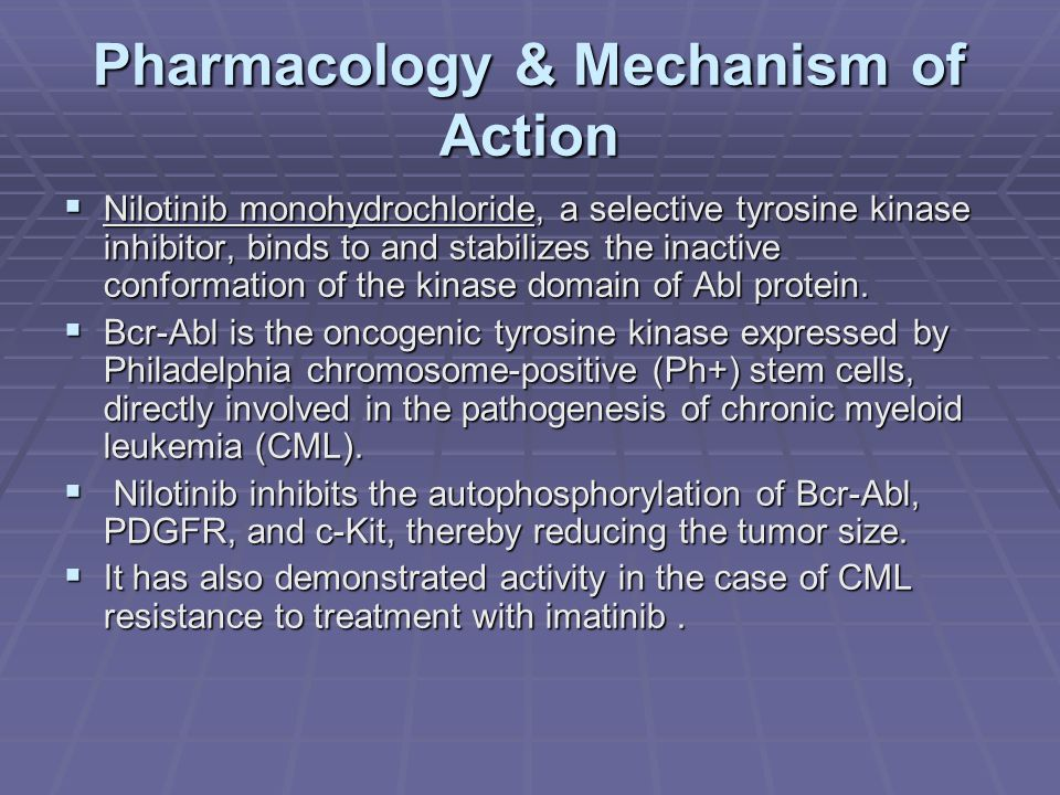 Pharmacology & Mechanism of Action