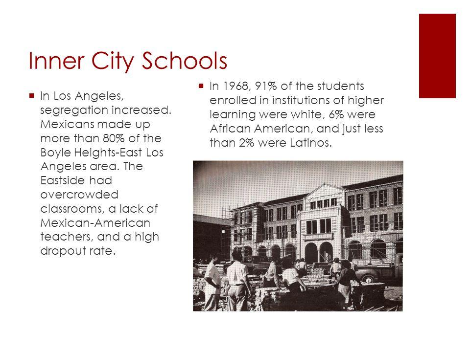 Inner City Schools
