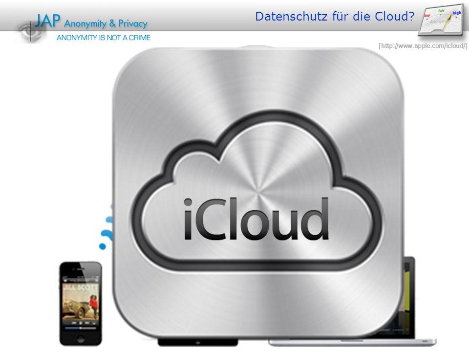 Datenschutz für die Cloud