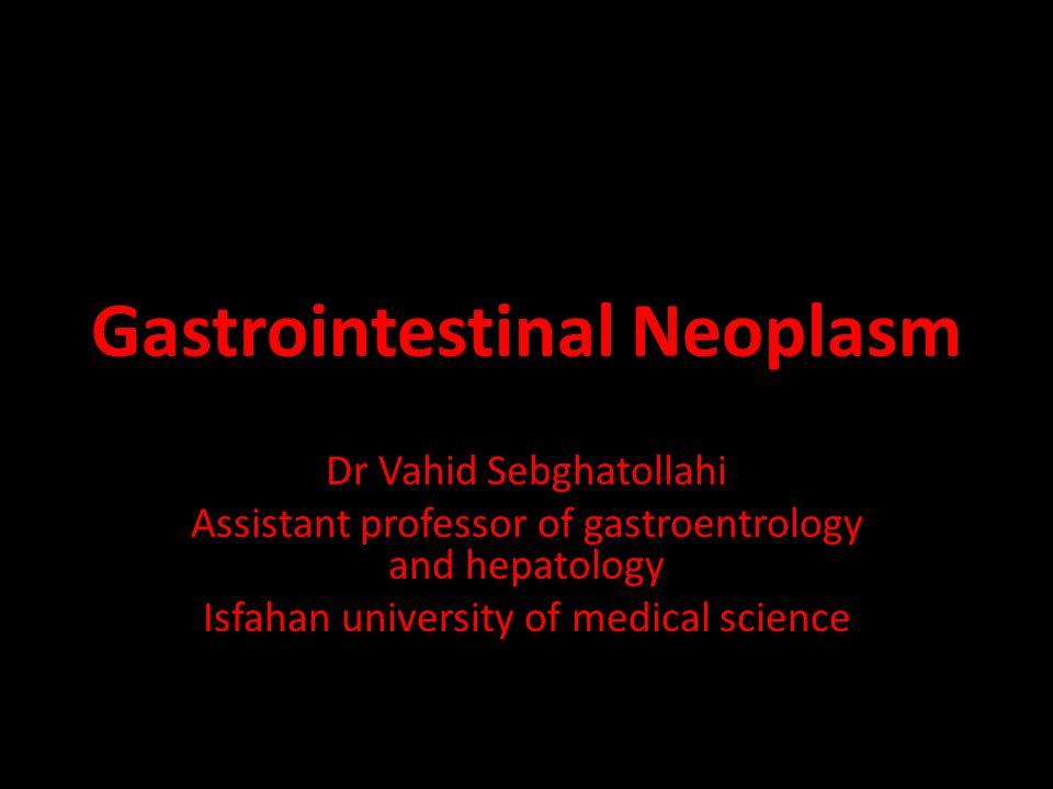 Gastrointestinal Neoplasm
