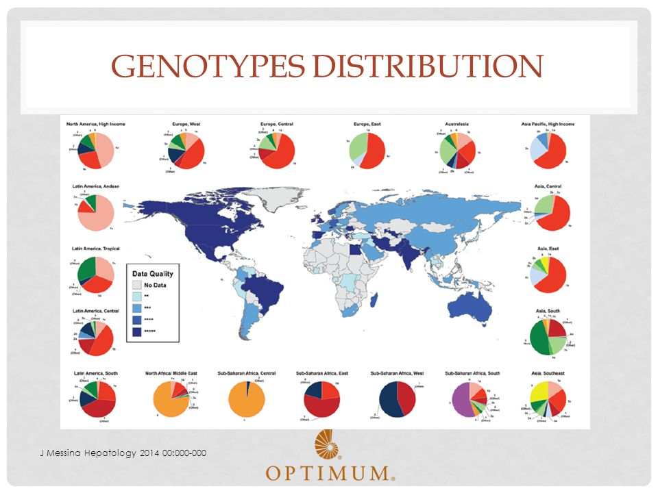 Genotypes Distribution