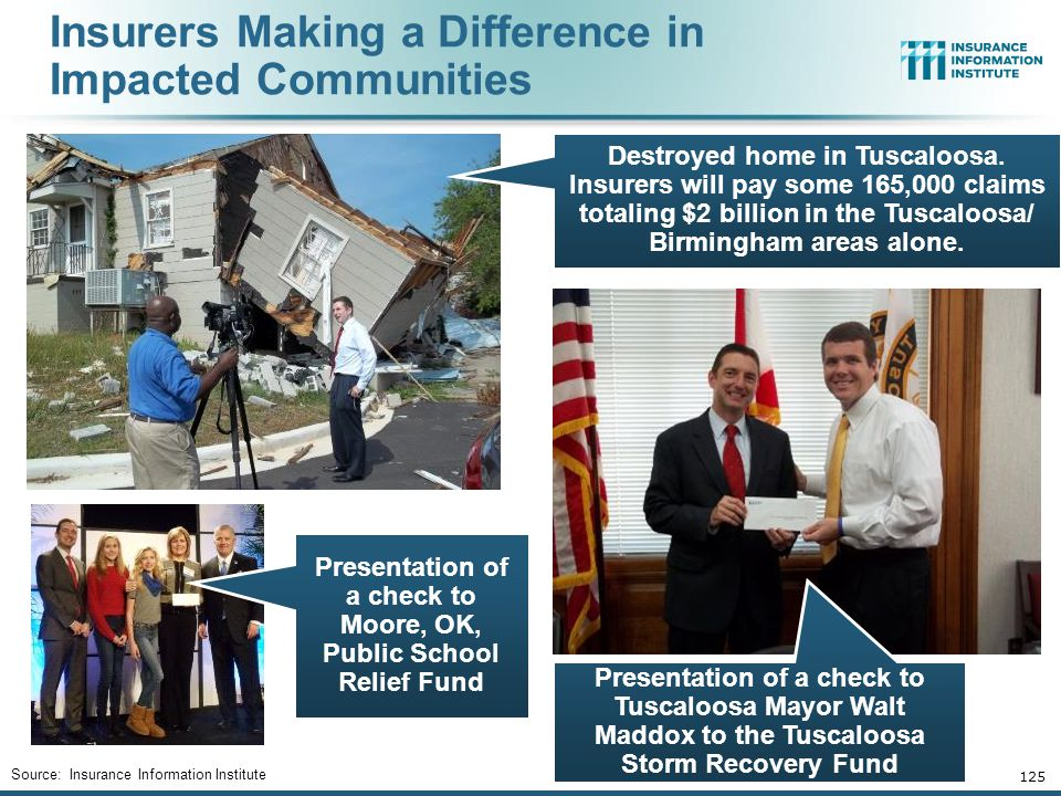 Insurers Making a Difference in Impacted Communities