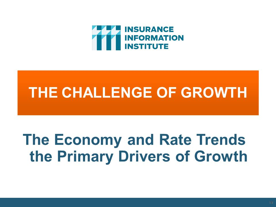 THE CHALLENGE OF GROWTH