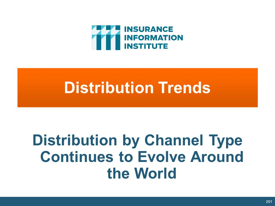 Distribution by Channel Type Continues to Evolve Around the World