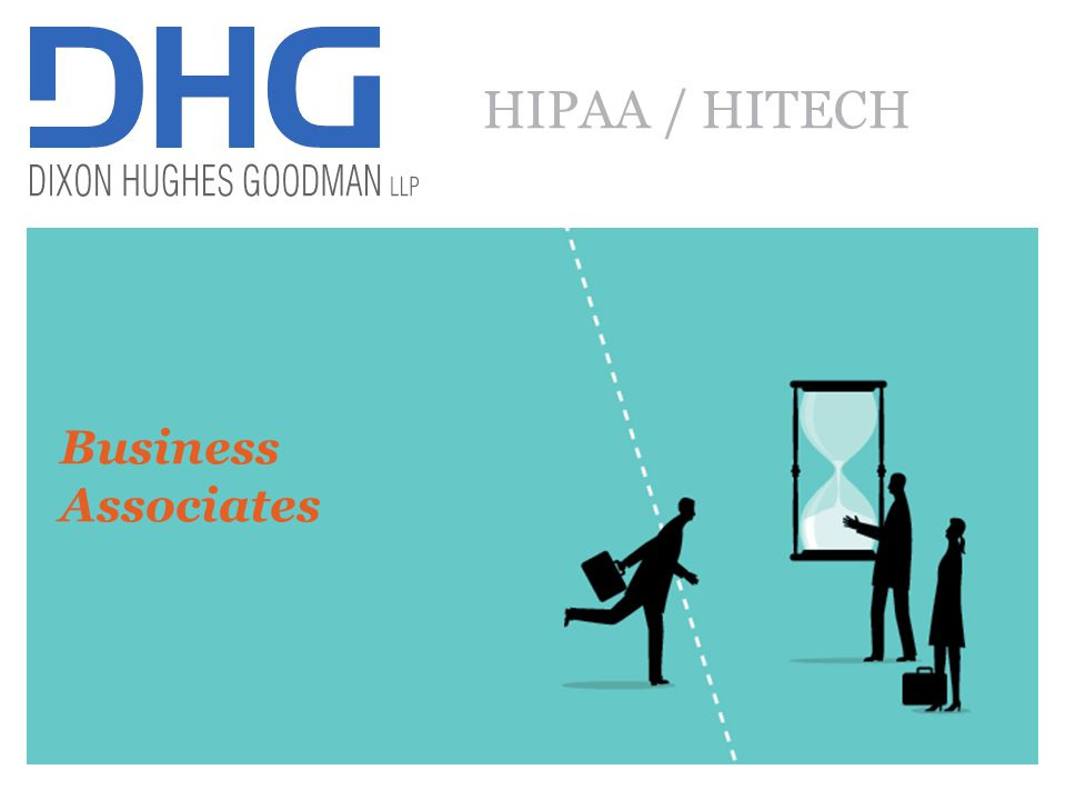 HIPAA / HITECH Business Associates