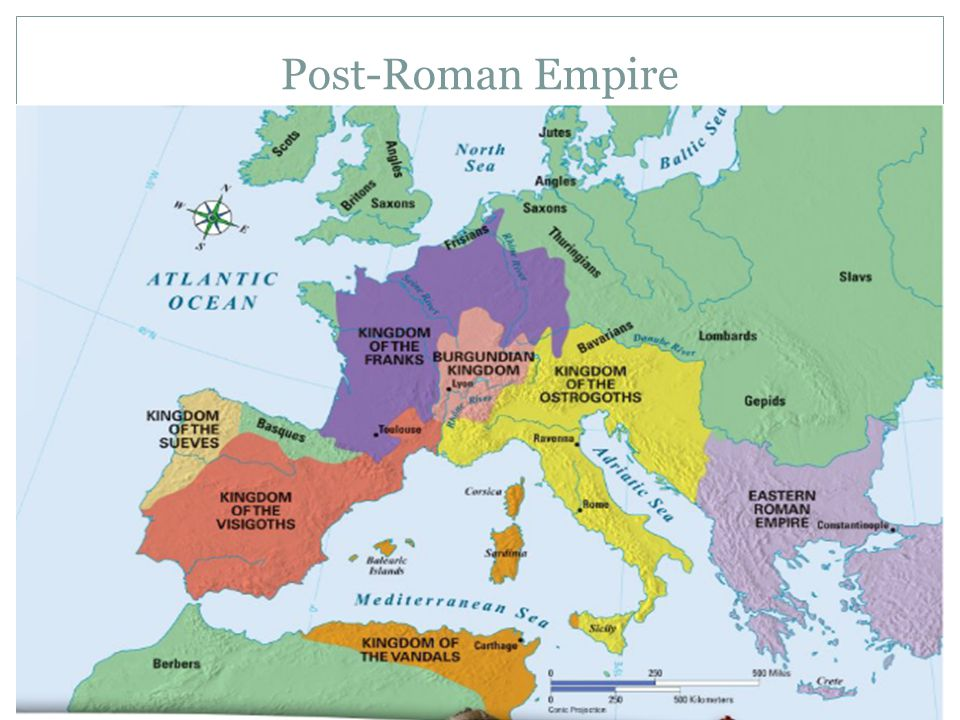 Post-Roman Empire