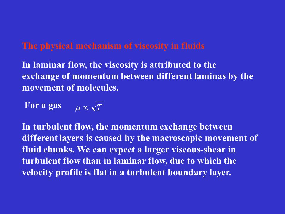 The physical mechanism of viscosity in fluids