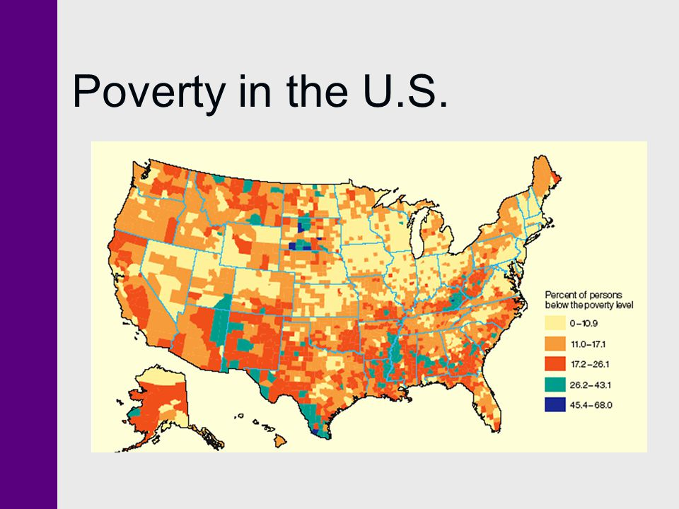 Poverty in the U.S.