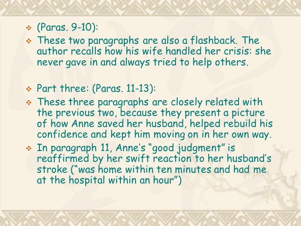 (Paras. 9-10):