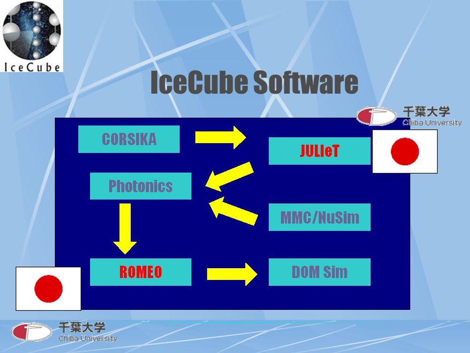 IceCube Software