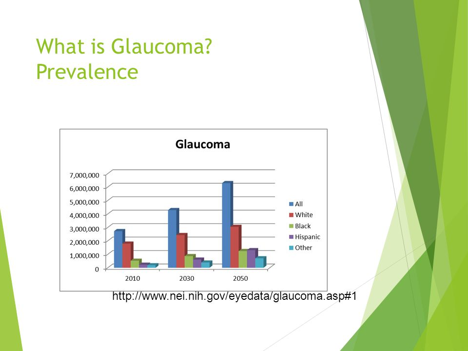 What is Glaucoma Prevalence