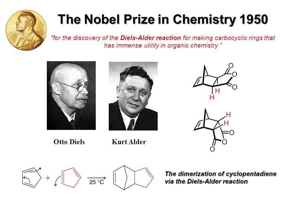 The Nobel Prize in Chemistry 1950