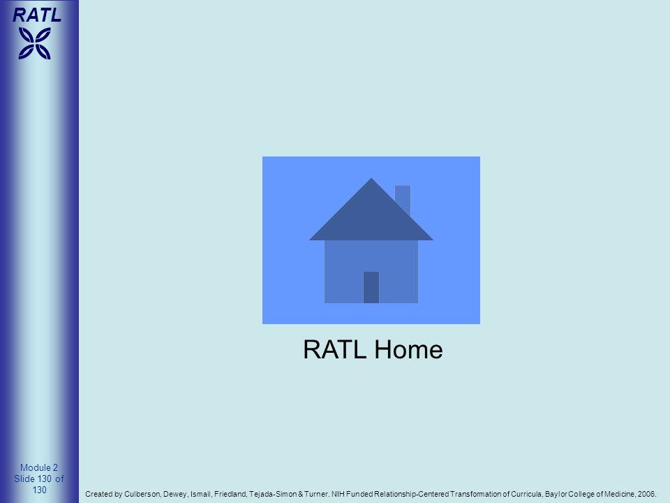 RATL Home