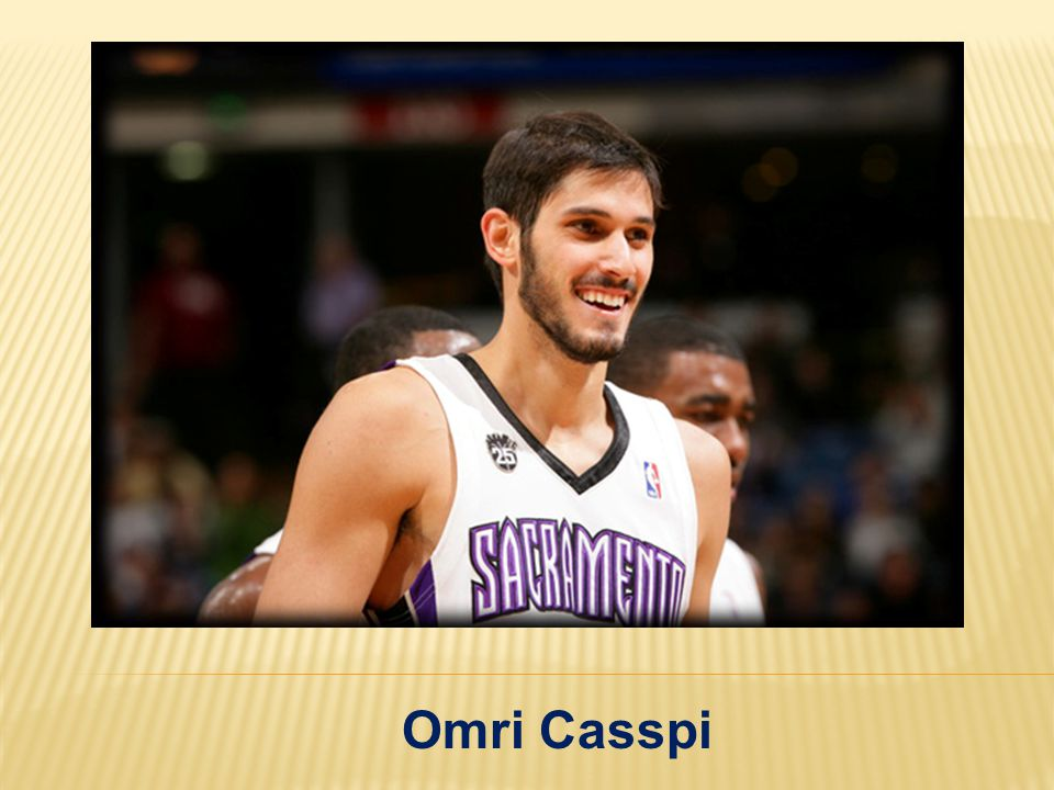 Omri Casspi
