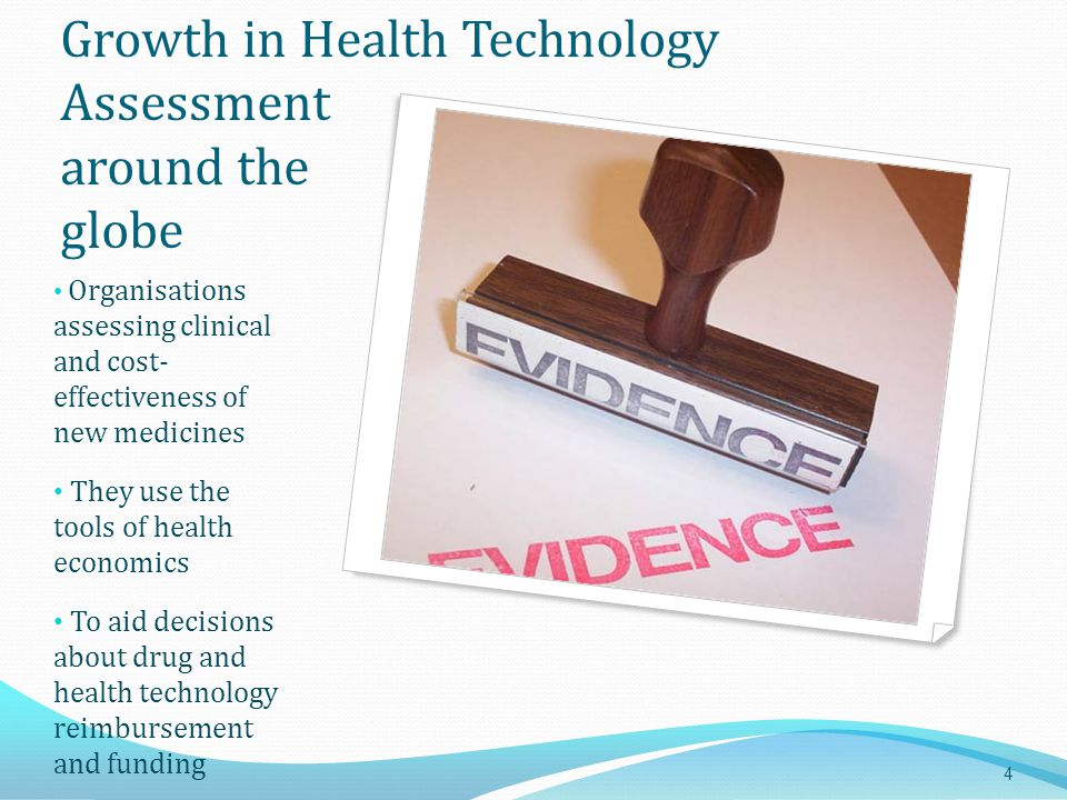 Growth in Health Technology Assessment around the globe