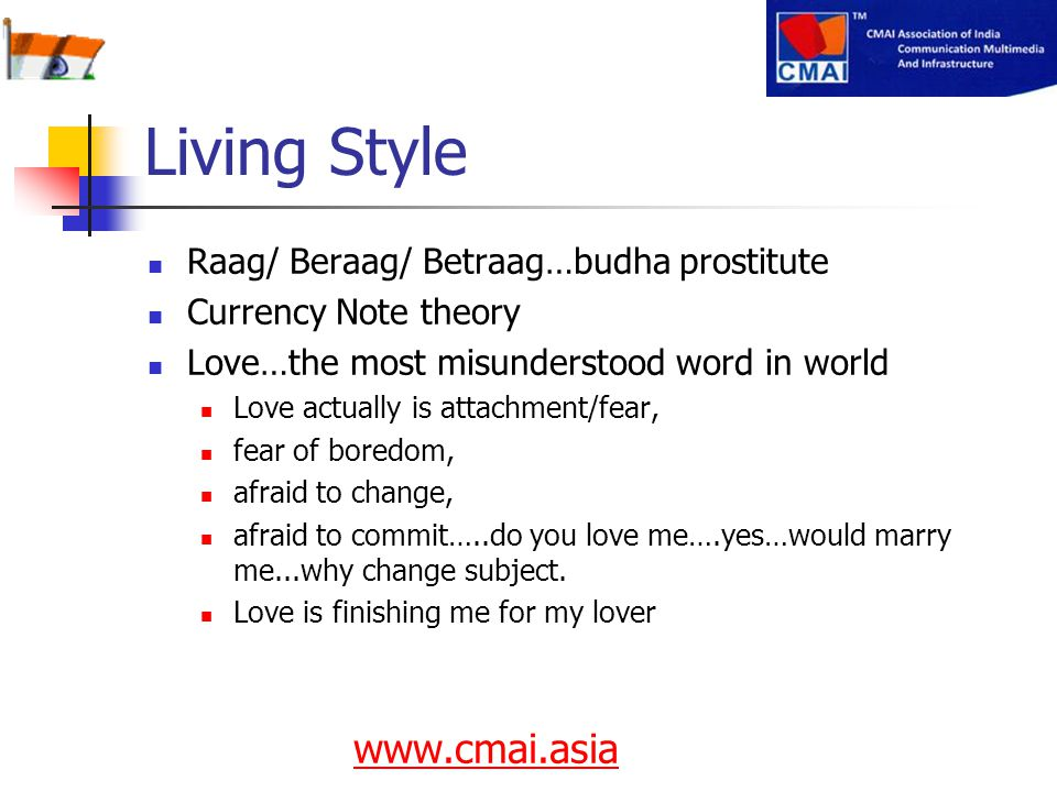Living Style Raag/ Beraag/ Betraag…budha prostitute