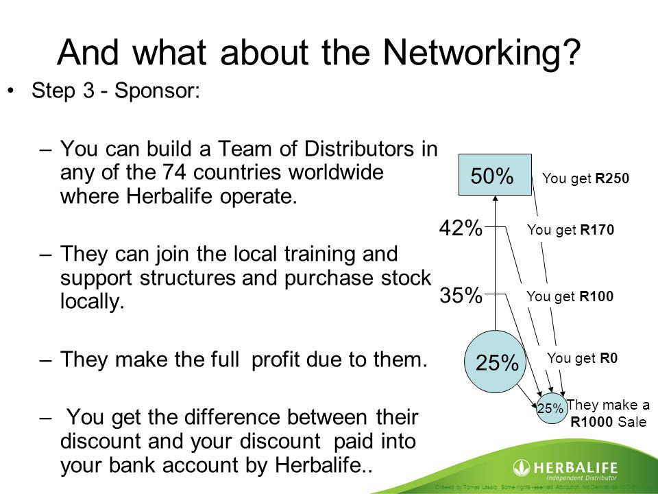 And what about the Networking