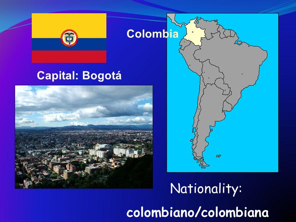 colombiano/colombiana