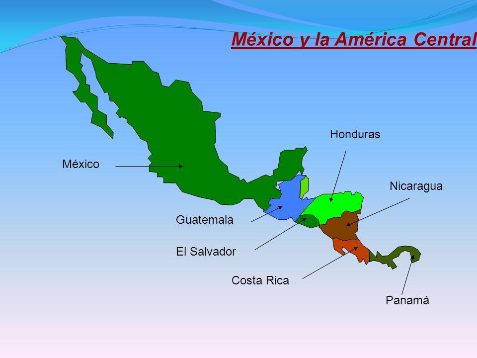 México y la América Central