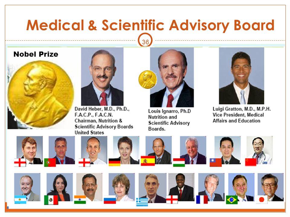 Medical & Scientific Advisory Board
