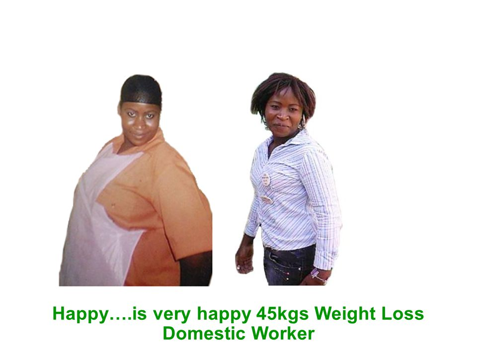 Happy….is very happy 45kgs Weight Loss