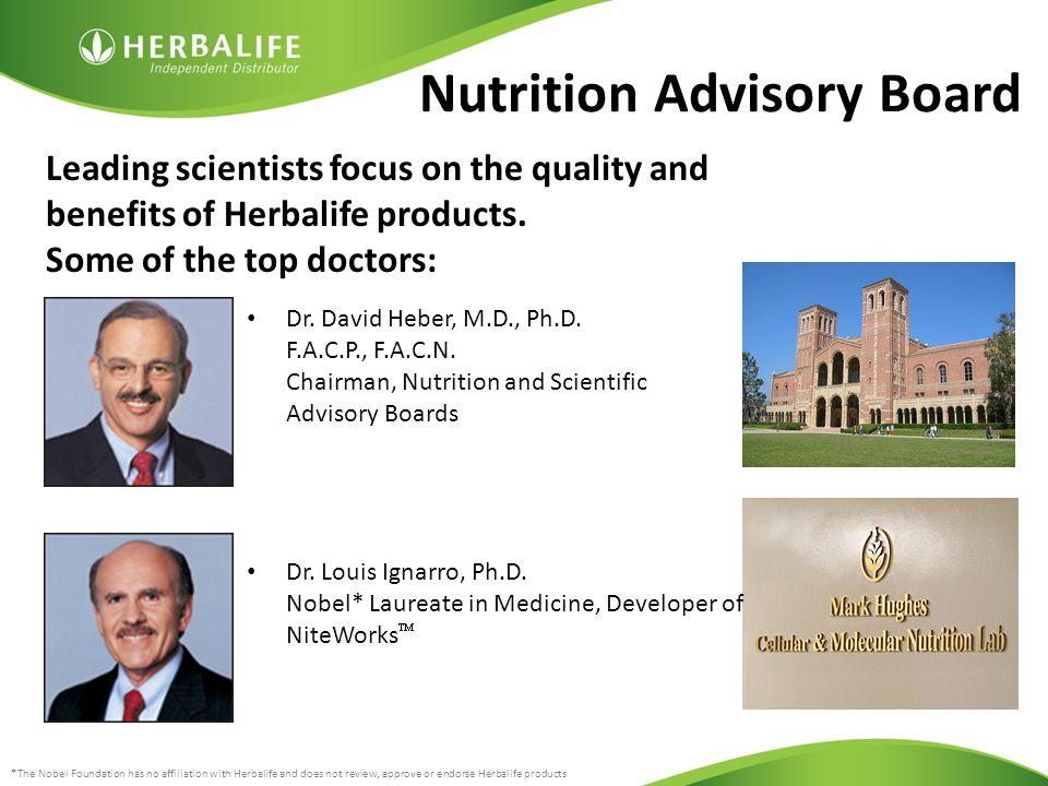Nutrition Advisory Board