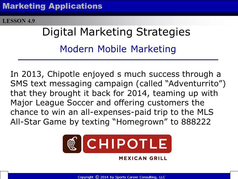 Modern Mobile Marketing