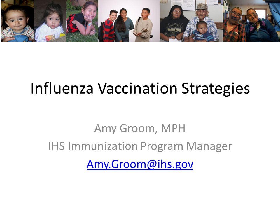 Influenza Vaccination Strategies