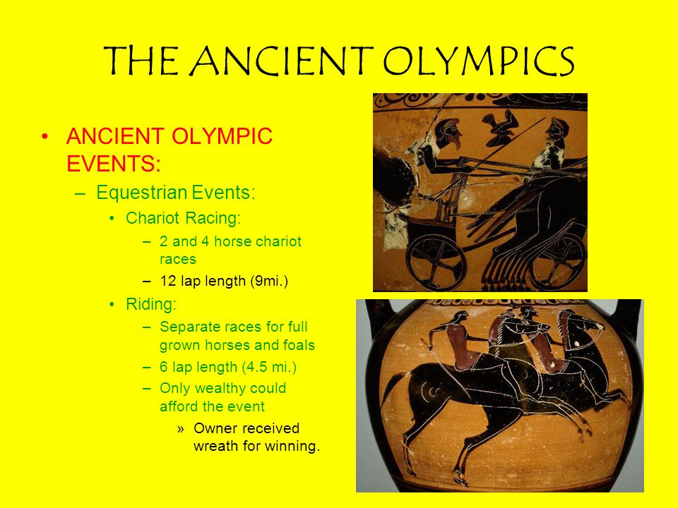 an analysis of ancient olympics Ancient greece timeline  archaic age  olympics when was the first set of olympic games like so much of ancient history, the origins of the olympic games are shrouded in myth and legend (see: games, rituals, and warfare).