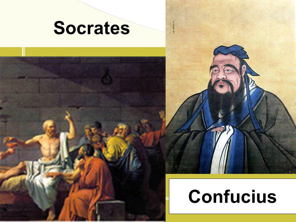 Socrates Confucius