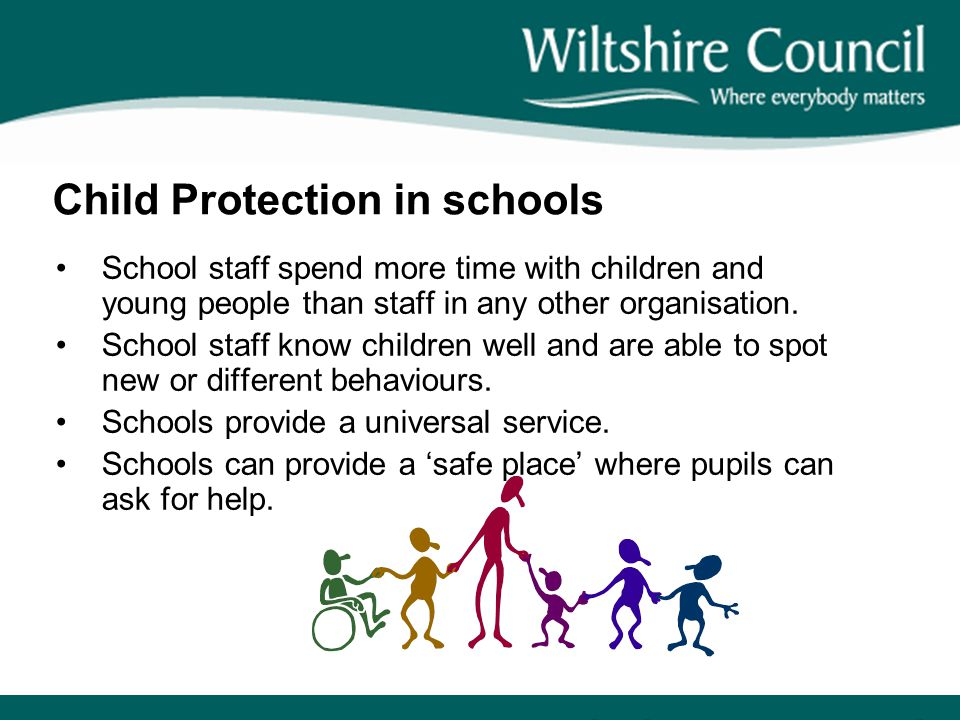 Child Protection in schools