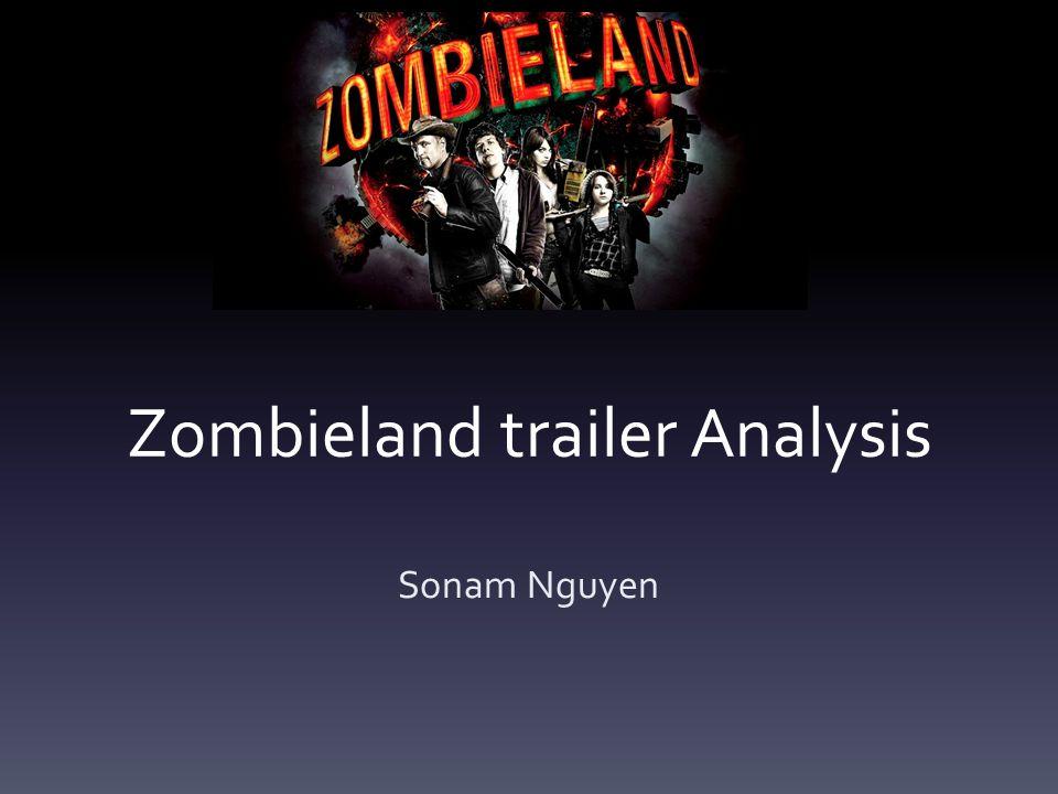 Zombieland trailer Analysis