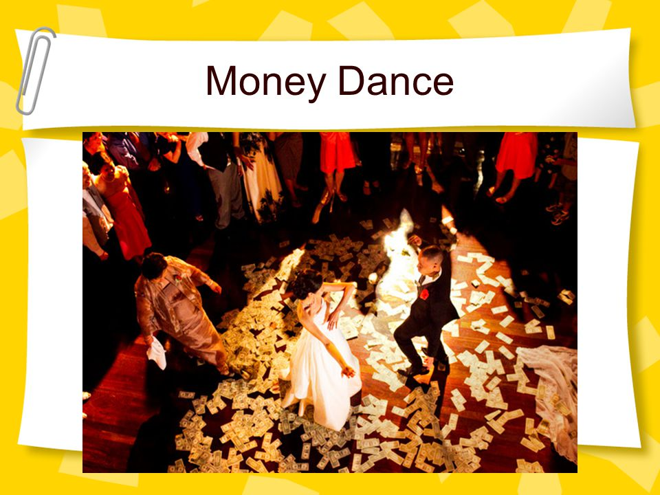 Money Dance