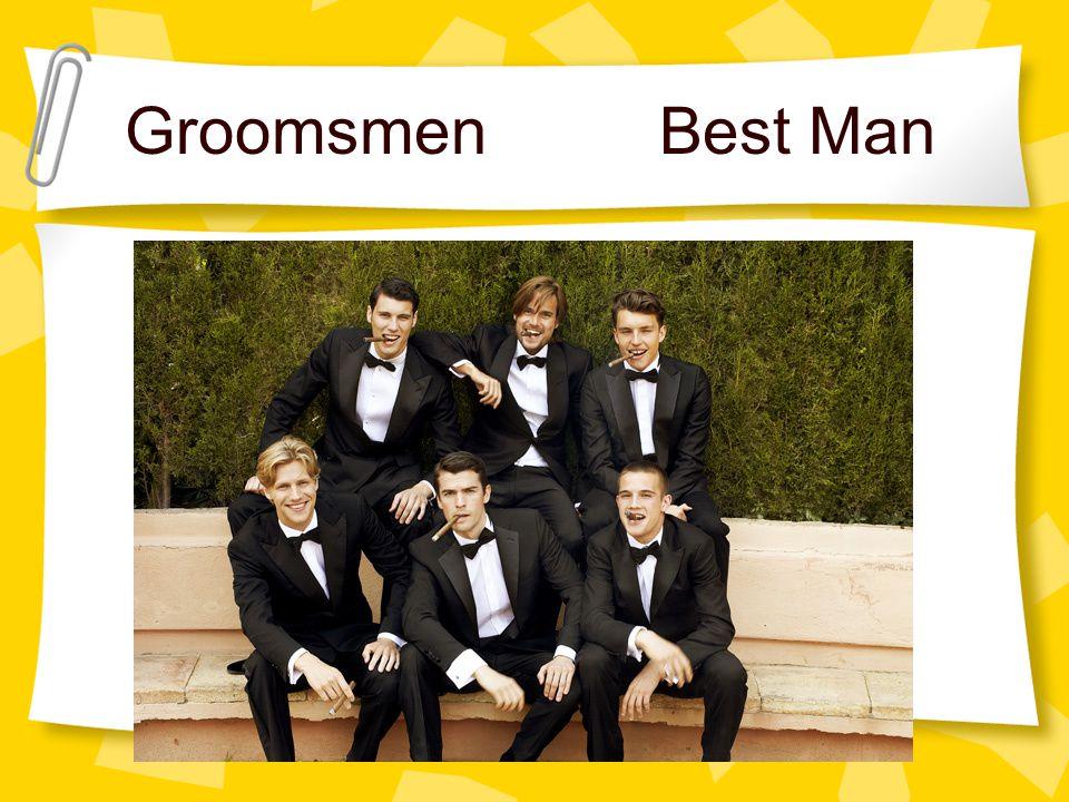 Groomsmen Best Man 9