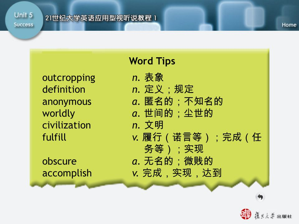 SA Word Tips Word Tips.