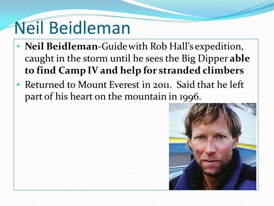 Neil Beidleman