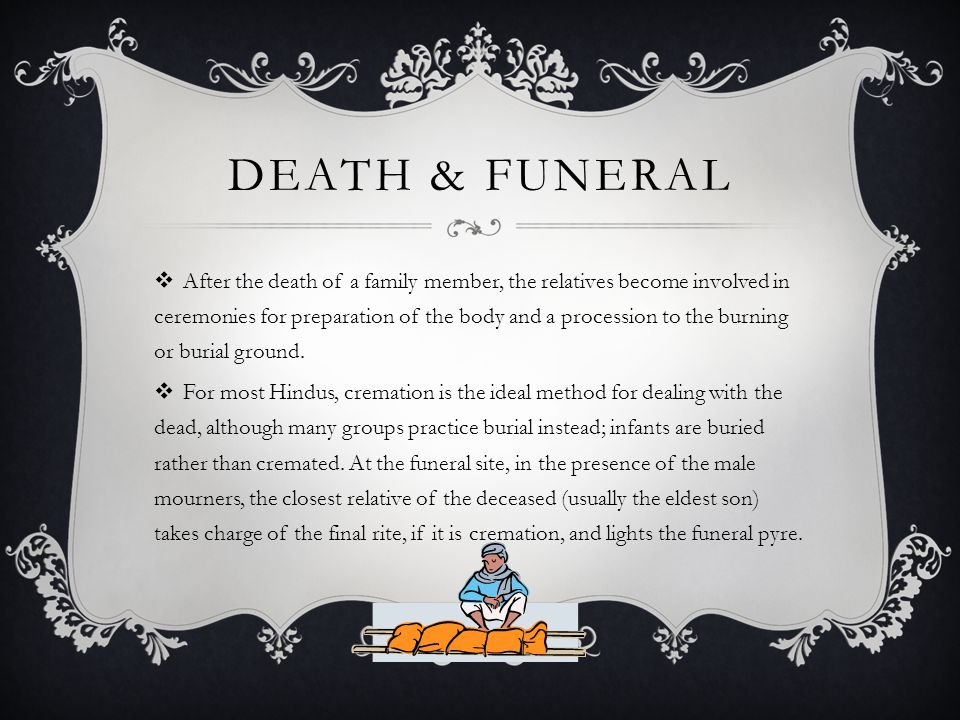 DEATH & FUNERAL