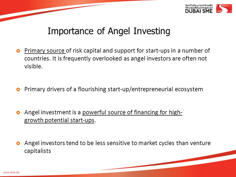 Importance of Angel Investing