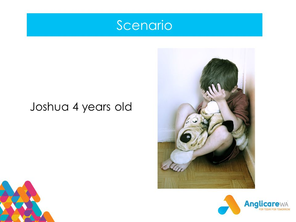 Scenario Joshua 4 years old Albany CCS Case