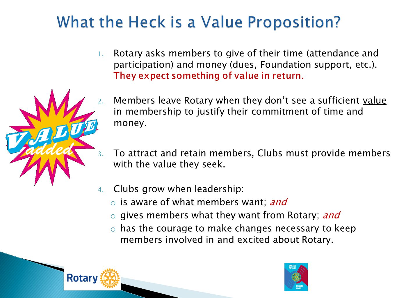 What the Heck is a Value Proposition