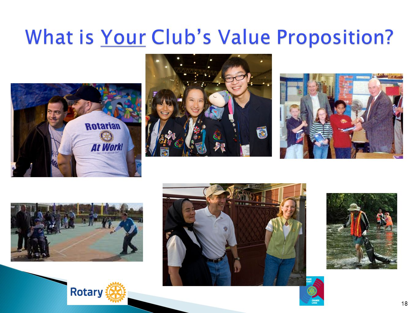 What is Your Club's Value Proposition