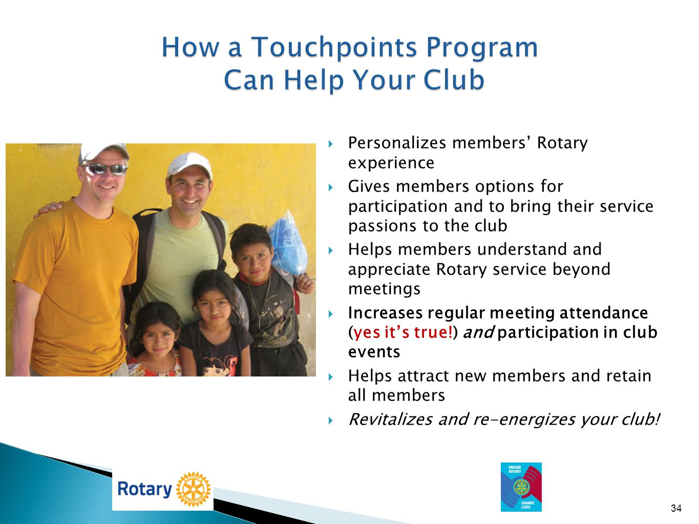 How a Touchpoints Program Can Help Your Club
