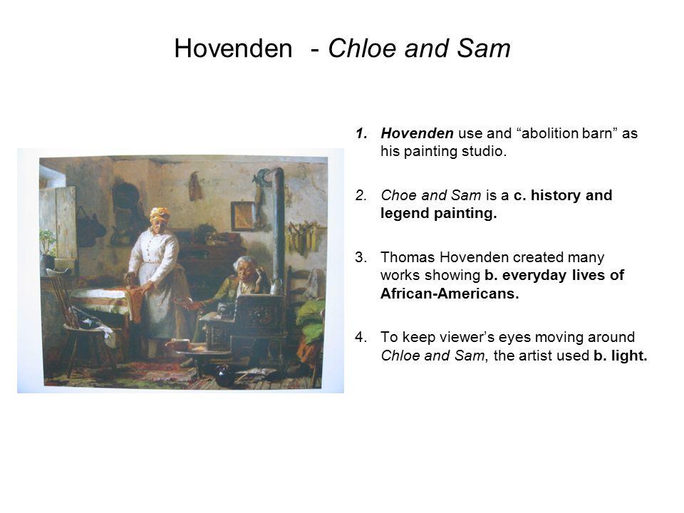 Hovenden - Chloe and Sam
