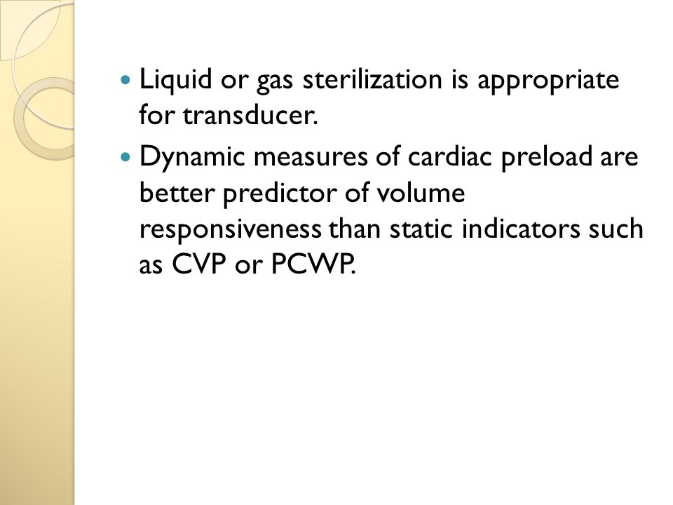 Liquid or gas sterilization is appropriate for transducer.