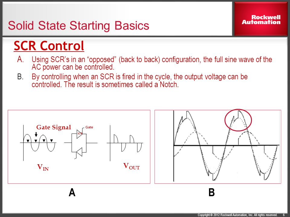 Solid State Starting Basics