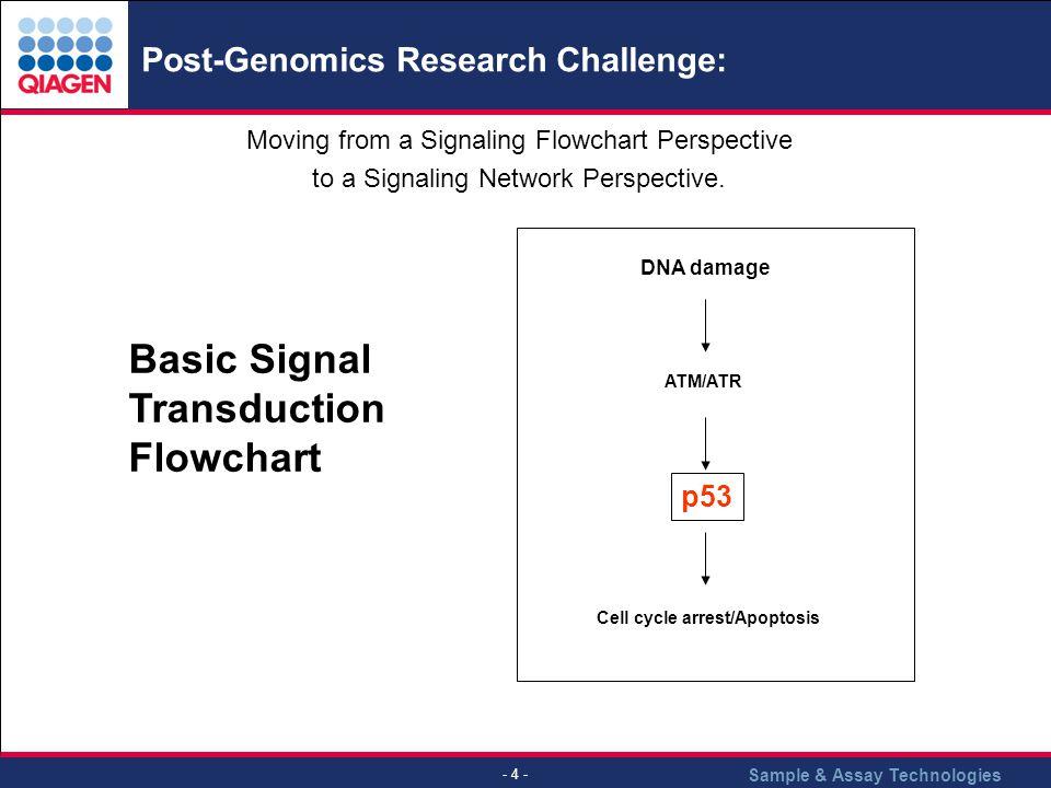 Post-Genomics Research Challenge: