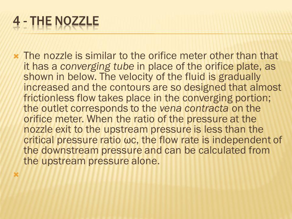 4 - The Nozzle