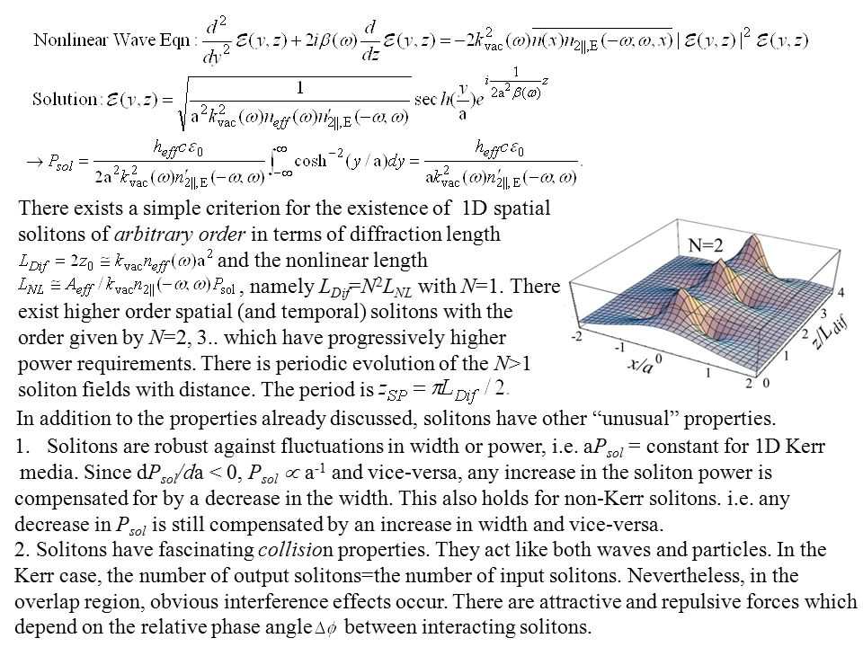 There exists a simple criterion for the existence of 1D spatial