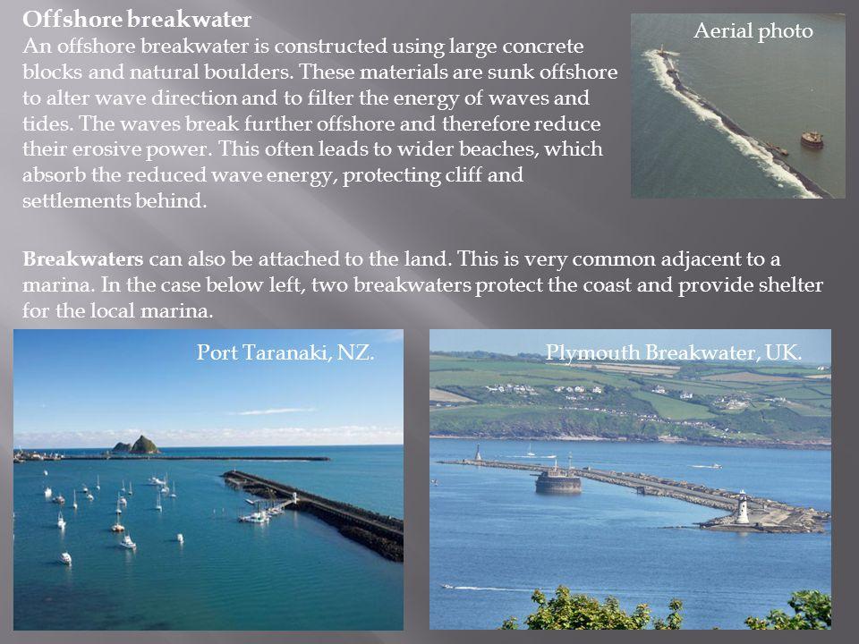 Offshore breakwater