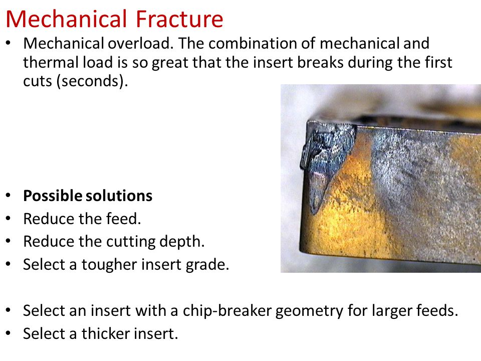 Mechanical Fracture